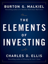 The Elements of Investing (eBook)